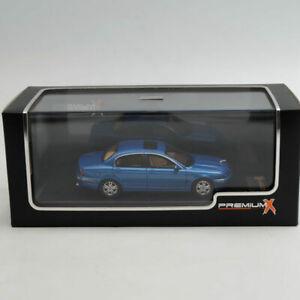 Premium X JAGUAR X Type Light Blue 2004 PR0193 Models Limited Edition Auto 1:43