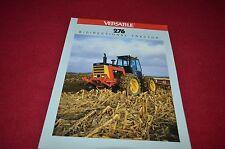 Versatile 276 Bidirectional Tractor Dealer's Brochure DCPA5