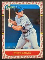"""Steve Garvey - Dodgers RARE /100 """"ONE HUNDRED"""" '86 SP 🔥💎 2021 Donruss Baseball"""