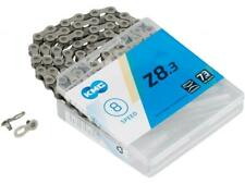 KMC Z8.3 - 8 Speed Chain - 116L- Silver / Grey Upgrade for KMC-Z8-S
