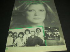 LITTLE RIVER BAND with LADY 12-29-78 through 1-25-1979 TOUR DATES Promo Ad mint