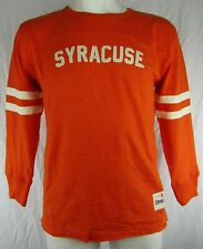 Syracuse Orange NCAA Fanatics Men's Vintage Style Long Sleeve Shirt