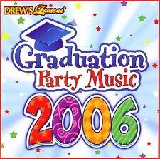 The Hit Crew, DF GRADUATION 2006 PARTY MUSIC CD, Excellent Single