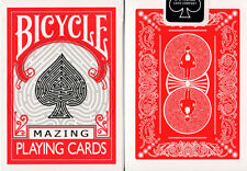 Bicycle Mazing Playing Cards - Limited Edition - SEALED