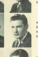A.C. NIELSEN 1937 New Trier High School Yearbook  IL