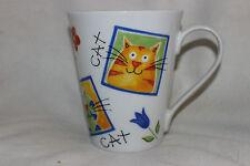Mug  Tasse à café Pimpernel Cats Fine Porcelain