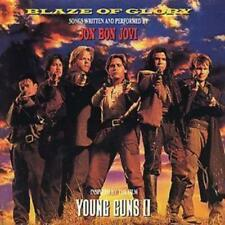 Jon Bon Jovi : Blaze of Glory: Inspired By the Film YOUNG GUNS II CD (1994)
