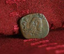 Italian States Milan Quattrino Duchy 1707 Copper World Coin Italy Rare