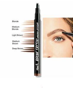 Avon mark. BROW TATTOO Micro Styler ~Microblading Tint Micro Pen Eyebrow Definer