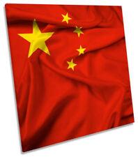 Red Original Asian Art Prints
