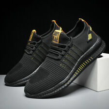 Men's Sneakers Casual Athletic Running Walking Comfortable Tennis Shoes Gym Size