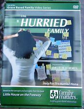 The Hurried Family Grace Based Family Video Series by Dr. Tim Kimmel