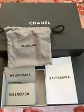 Balenciaga Wallet Empty Box with Dust Bag & Cards