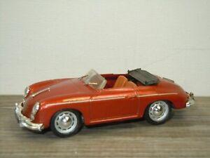 Porsche 356 Convertible - Brumm Italy 1:43 *52468