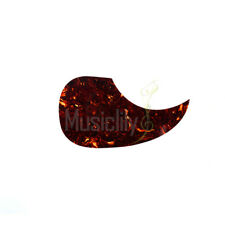 Musiclily Tortoise Shell Self Adhesive Acoustic Guitar Pickguard For Martin D28