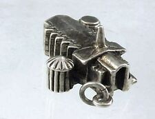 Vintage Sterling Silver COVENTRY CATHEDRAL Charm 5.1 Grams