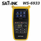 Satlink WS-6933 DVB-S2 FTA C&KU Band Digital Satellite Signal Finder Meter