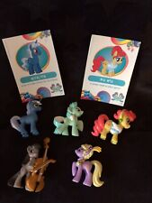 My Little Pony Friendship Is Magic Ponyville Blind Bag Pony Bundle