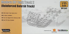 Wolf Pack wp12002 Modern IDF Tank reinforced bata 'SH track #2 en 1:35