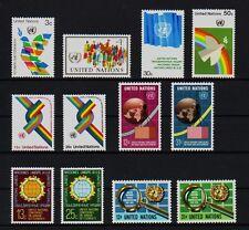 Vereinte Nationen (Amerika) Jahrgang 1976 fast komplett ** postfrisch