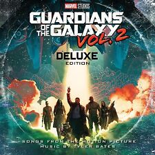 Guardians Of The Galaxy Vol 2 AWESOME MIX + ORIGINAL SCORE Deluxe NEW VINYL 2 LP
