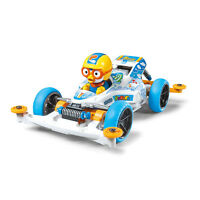 Tamiya 1/32 Racing Mini 4wd Series Car Kit 92336 PORORO Limited Edition