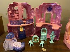 Vintage MOTU She-Ra Shera Princess of Power Crystal Castle & Accessories