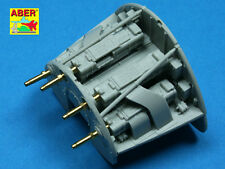 MESSERSCHMIT Me-262 ARMAMENT SET (MK 108 BARRELS X 4 PCS) #32107 1/32 ABER