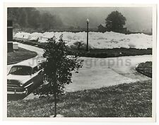 American Pollution - Water Pollution - Vintage 8x10 Photograph - Altoona, PA