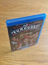 THE FUNHOUSE Blu-ray Collector's Edition US import Shout/Scream Factory region a