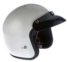 Viper Rs04 Open Face White Motorcycle Helmet A097whitel L 59-60cm