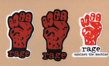 Prophets of & Rage Against the Machine Stickers Heavy Metal Alternative Rock rap