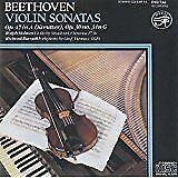 LN= Violin Sonatas 2 Op. 47 in A 9Kreutzer). Op. 30 No. 3 in G Holmes Bernell