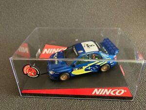 NINCO SUBARU IMPREZA WRC 2005 PETER SOLBERG #5
