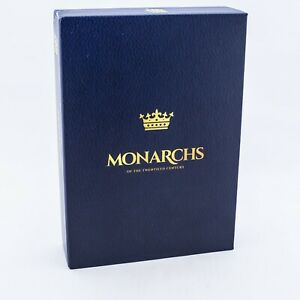 Monarchs Of The Twentieth Century Book And Coin Set *WE ARE A SHOP*
