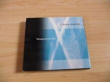CD Xavier Naidoo - Telegramm für X incl. DVD - 2005