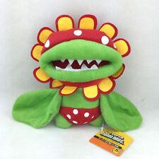 "Super Mario Bros. Petey Piranha Boss Flower Plush Toy Stuffed Animal Nintendo 6"""