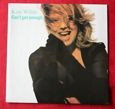 Kim Wilde, can't get enough / virtual world, SP - 45 tours  France