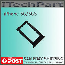 New Sim Card Tray Replacement for iPhone 3G/3GS Black