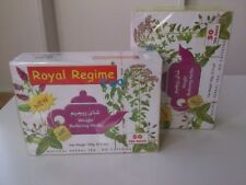 Royal Regime Tea -For Weight-Loss-Slimming 2 Packet Vitamin - Dietary Supplement