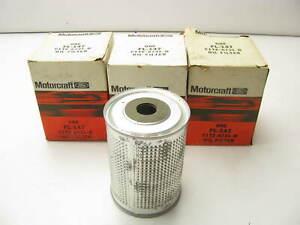 (3) Motorcraft FL-147 Engine Oil Filter For 1967-1973 Ford Trucks & Econoline
