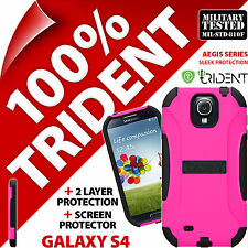 Trident Aegis Protettivo Custodia Rigida Robusta Cover for Samsung i9500 Galaxy