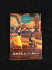 "WDCC Disney Pin - 2"" x 3"" - Special Event Sculpture Snow White & Seven Dwarfs"