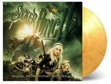 SOUNDTRACK - Sucker Punch 1LP Vinyl Amber Colour SEALED! NUMBER 7 !