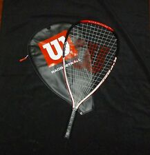 Wilson Ripper  Racquetball Racquet With cover  ( T3002)