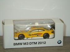 BMW M3 DTM 2012 - Free Wheel 1:64 in Box *42128