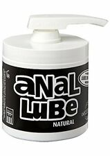 Doc Johnson Anal Lube, Natural, 4.5 ounce - Free Shipping