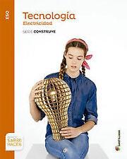 (15).TECNOLOGIA V: ELECTRICIDAD.(CONSTRUYE). ENVÍO URGENTE (ESPAÑA)