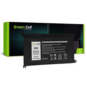 Battery for WDX0R WDXOR Dell Inspiron 15 5565 5567 5568 5570 5578 5579 7560 7570