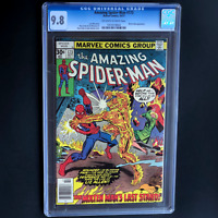AMAZING SPIDER-MAN #173 (1977) 💥 CGC 9.8 💥 1 OF ONLY 31! vs MOLTEN MAN
